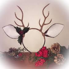 Deer Antlers Halloween Costume 25 Antler Headband Ideas Bambi Costume
