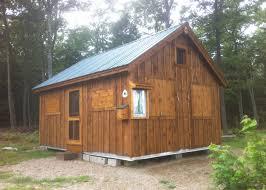 16x24 owner built cabin vermont cottage b build a cabin kit cottage kits for sale