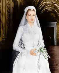 swan s wedding dress grace on wedding day swan s wedding dress on once