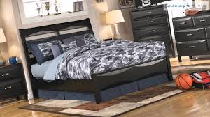 Greensburg Bedroom Furniture By Ashley Kira Bedroom Furniture From Signature Design By Ashley Youtube