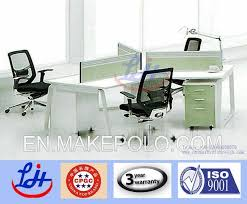 desk for 3 people steel office table for three person combination office desk 3