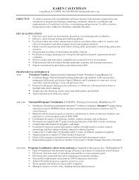 Preschool Teacher Resume Objective Early Childhood Education Resume Haadyaooverbayresort Com
