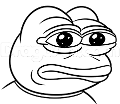 Easy Halloween Pictures To Draw How To Draw Pepe Frog Step By Step Characters Pop Culture Free
