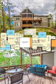Hillside House Plans For Sloping Lots 57 Best Homes For The Sloping Lot Images On Pinterest House