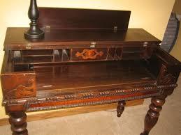 Pictures Of Antique Desks Antique Writing Desk With Secret Compartments