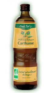 huile de carthame cuisine emile noël huile vierge de carthame bio