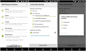 android sms backup backup sms text messages on android restore ubergizmo