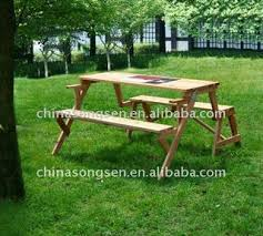 converting table two in one convertible bench and picnic table