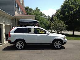 2003 xc90 xc90 roof cargo box recommendations
