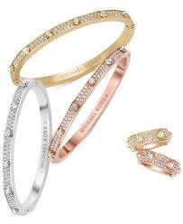 bracelet kors images Lyst michael kors bracelet in metallic jpeg