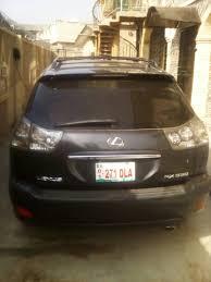 lexus rx330 nairaland lexus rx 330 toks 4 4 million autos nigeria