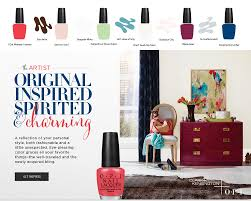 opi clark kensington wall paint colors inspired by opi nail