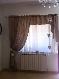 tende con mantovana per cucina tende da cucina a vetro le migliori idee di design per la casa