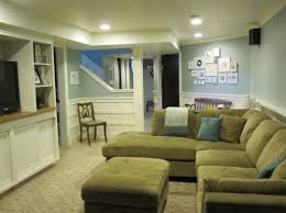 Best Media Room And Basement Images On Pinterest Basement - Family room in basement