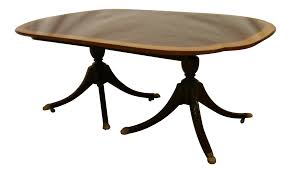baker historic charleston collection dining table chairish