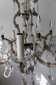Marie Chandelier Antiques Atlas Large Marie Therese Chandelier 8 Arm