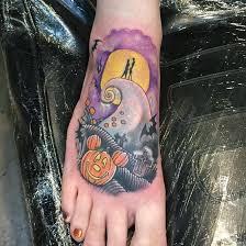 best 25 nightmare before christmas tattoo ideas on pinterest