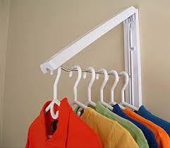 futuristic garment racks deal with unique clothes storage problems