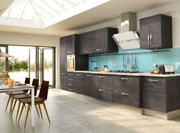 white cabinets dark flooring kitchen attractive personalised home