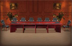 Mahogany Boardroom Table Rectangular Boardroom Table Available In Mahogany Veneer With