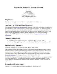 resume outline sample ideas collection technician resume samples also template sample awesome collection of technician resume samples on sheets