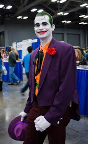 Joker Halloween Costume For Girls by