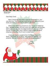 25 free letters santa ideas letter