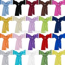 cheap chair sashes for sale 100 cheap chair sashes for sale 10pcs satin