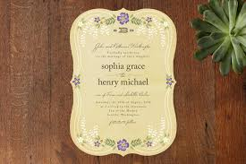 fairytale wedding invitations fairy tale wedding invitations from minted this fairy tale