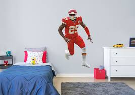life size eric berry fathead wall decal shop kansas city chiefs eric berry fathead wall decal