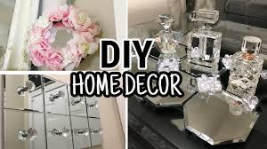 Home Mirror Decor Diy Home Decor Ideas Dollar Tree Diy Mirror Decor 2018 Youtube