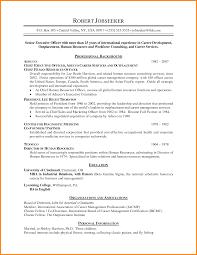 Resume Order Of Jobs Resume Jobs In Chronological Order Bongdaao Com