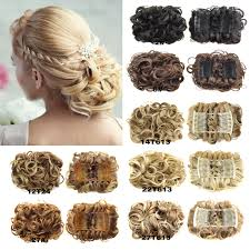 hair bun clip cheap hair chignon bun buy quality chignon bun directly from