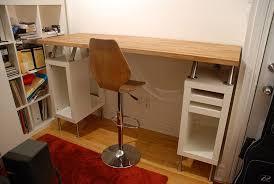 bar height work table bar height work desk home decor furniture