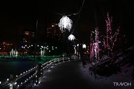 lafarge winter lights display u2013 woodland garden u2013 coquitlam bc