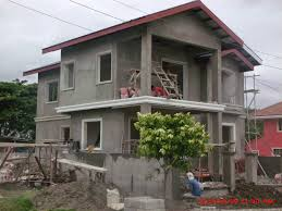 2 storey house model philippines house style pinterest
