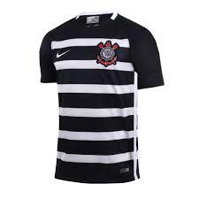 Muito Camisa Nike Corinthians II Torcedor 2015/2016 Masculina | Nike #MG35