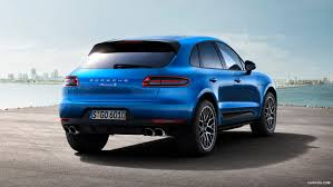 porsche macan 2016 blue comparison porsche macan turbo 2015 vs ford explorer limited