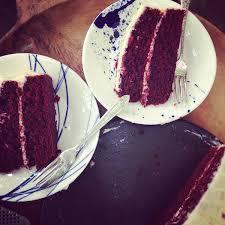 red velvet cake with macadamia oil u2013 the back yard lemon tree