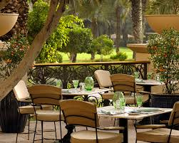 cuisine outdoor dubai restaurants cuisine royal mirage one only resorts