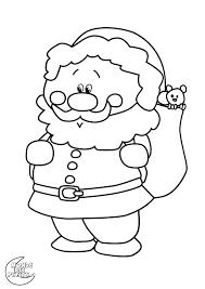 Coloriages de Noël  Le blog de Kikyne