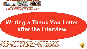 Thank You Letter After Interview Email Samples thank you letter for telephone interview letter of interest