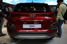 hyundai kona world premiere of an urban suv for active lifestyles