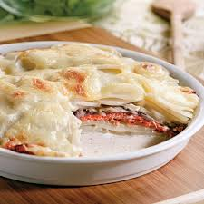 cuisine tartiflette tartiflette au saumon fumé recettes cuisine et nutrition