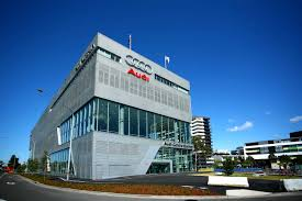 audi headquarters craft metals audi lighthouse sydney