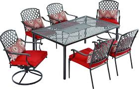 deck table and chairs patio furniture the home depot canada