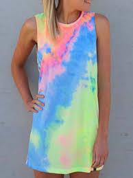 aus wholesale outlets collection multicolor tie dye print