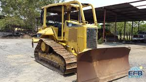 caterpillar d5n xl dozer u2013 efb export