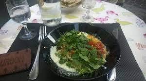 cuisine du dimanche avignon goats cheese lasagne plat principal picture of la cuisine du