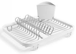Dish Drainers Sinkin Dish Rack U0026 Reviews Allmodern
